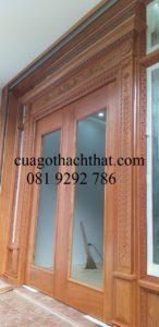 cửa gỗ đẹp